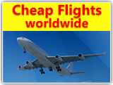 Cheap Flights worldwide