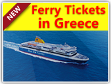 Boat / Ferry tickets in Greece and Greek Islands