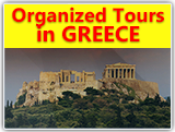 Organized Tours & Excursions in Greece